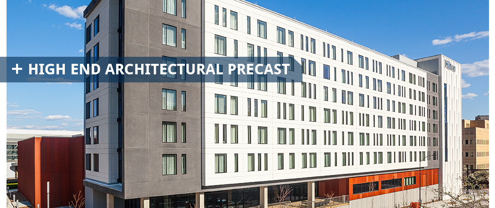 promotional image for precast